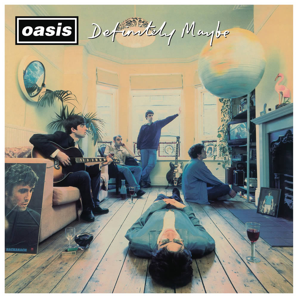 Oasis - Definitely Maybe | This Day In Music