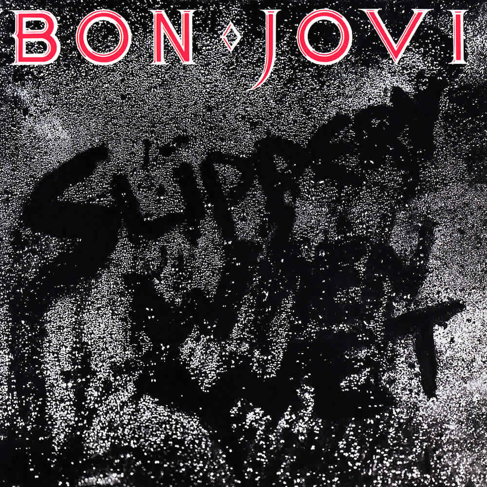Bon Jovi Slippery When Wet This Day In Music