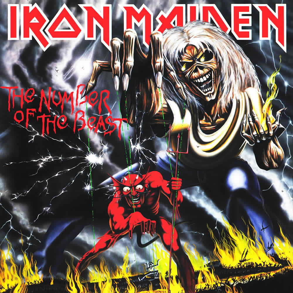 Iron Maiden - Number Of The Beast | This Day In Music