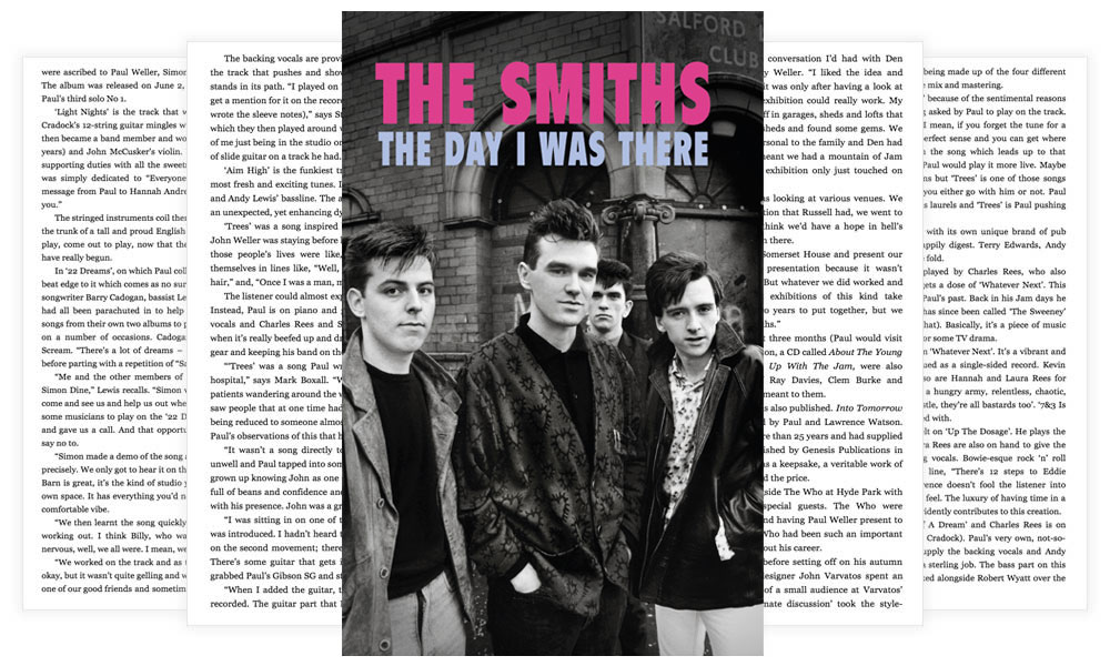 The Smiths – The Day I Was There   This Day In Music