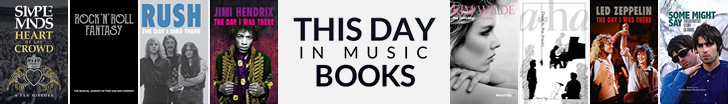 This Day In Music - Books
