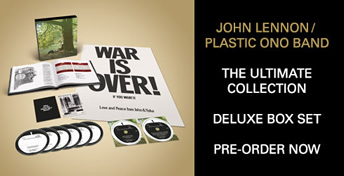 John Lennon - War Is Over